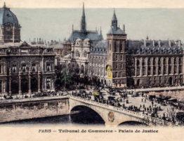 RCS histoire registre commerce societe